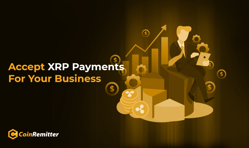 Accept XRP payments for your business